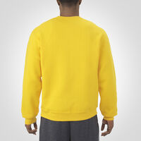 Men's Dri-Power® Fleece Crew Sweatshirt GOLD