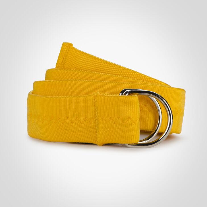 Men's Football Belt GOLD