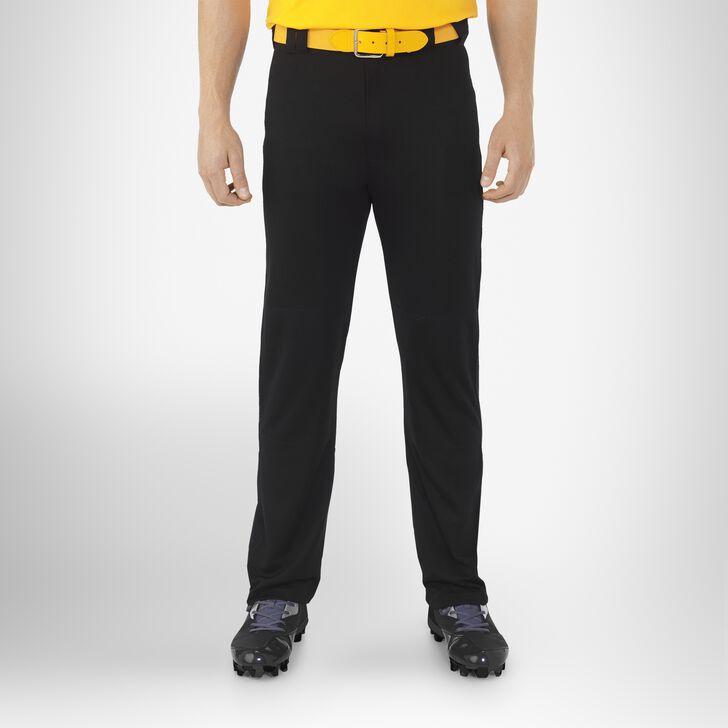 Men's Bootcut Baseball Pants BLACK