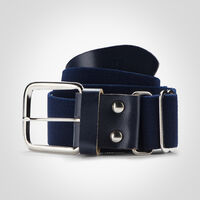 Adult Adjustable Baseball/Softball Belt NAVY