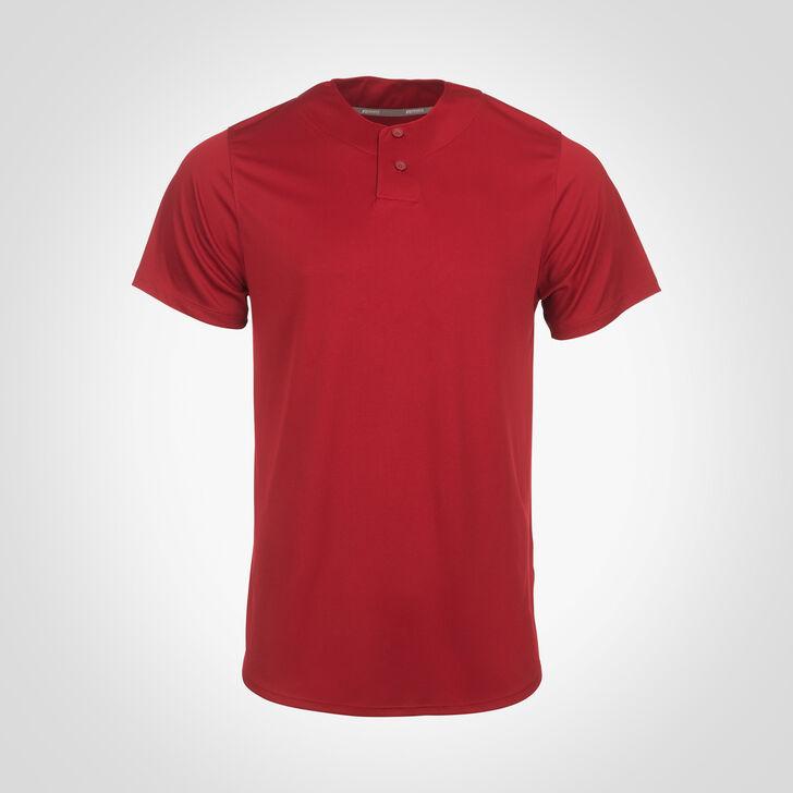 Men's Dri-Power® Solid Baseball Jersey CARDINAL