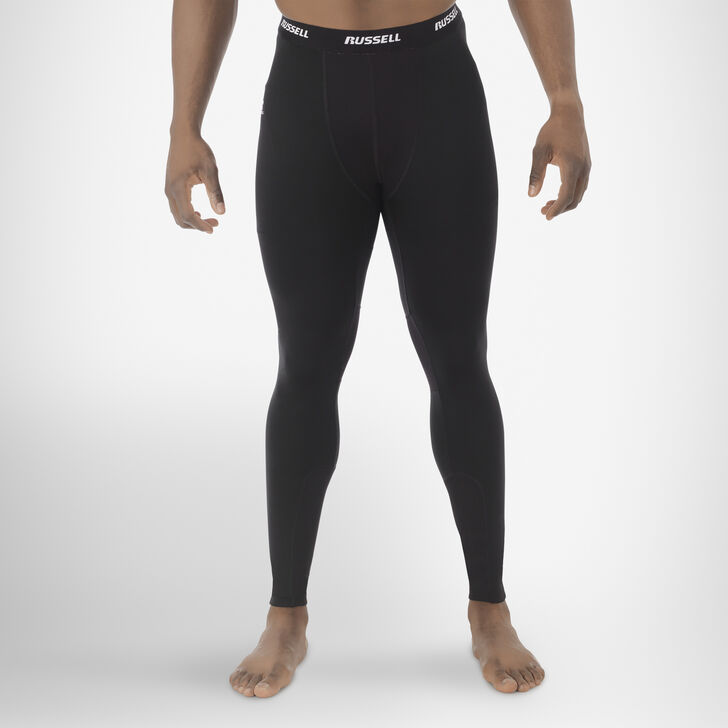 Men's Dri-Power® Performance Cold Weather Tights BLACK