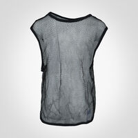 Men's Adult Football Scrimmage Vest BLACK