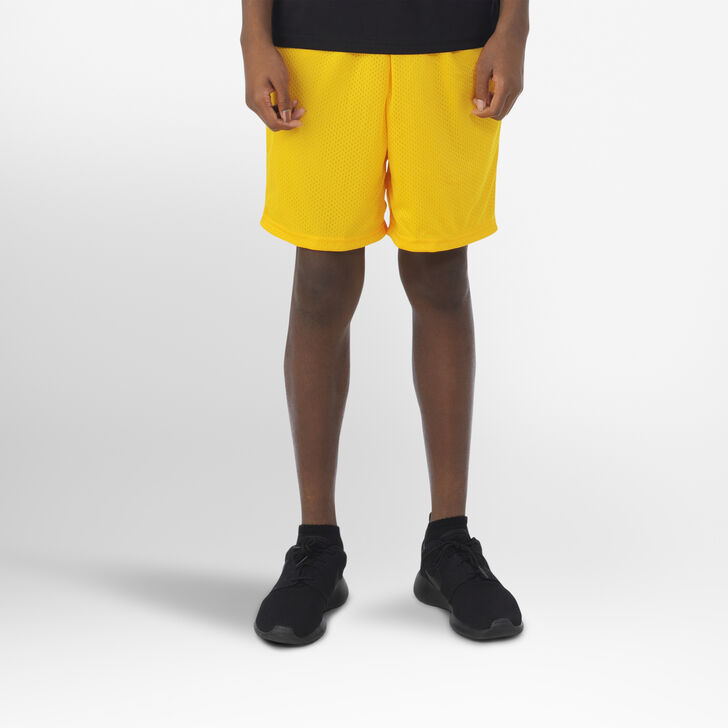 Youth Dri-Power® Mesh Shorts GOLD