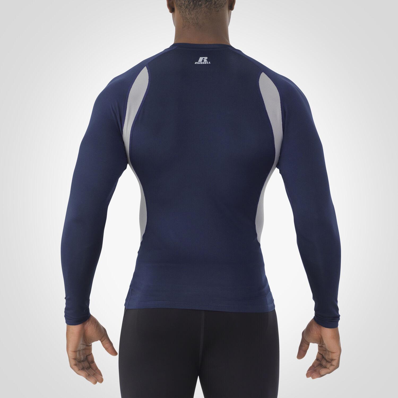 Long Sleeve Spandex Shirt Men