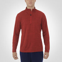 Men's Dri-Power® Lightweight 1/4 Zip Pullover TRUE RED