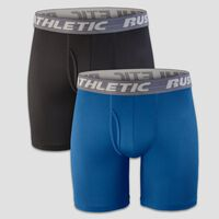 Men's Performance Underwear BLACK/BLUE