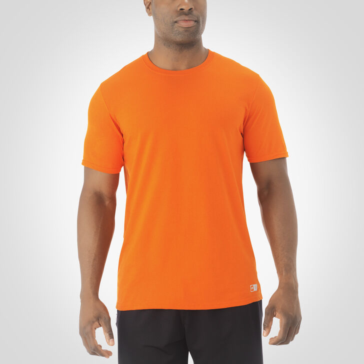 Men's Essential Tee BURNT ORANGE