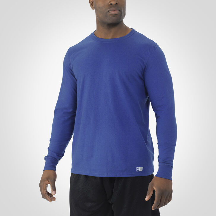 Men's Essential Long Sleeve Tee ROYAL