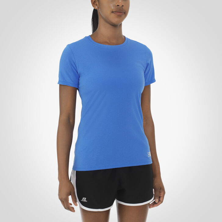 Women's Essential Tee COLLEGIATE BLUE