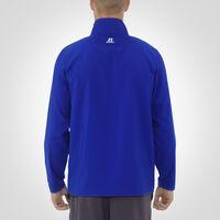 Men's Woven 1/4 Zip Pullover ROYAL