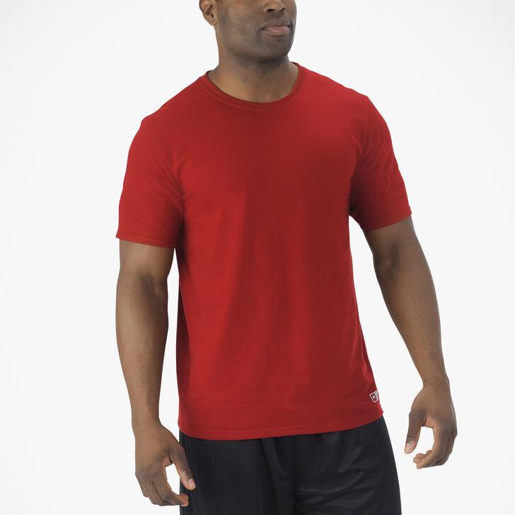 Men's Essential Tee CARDINAL