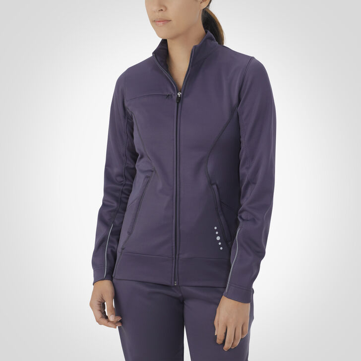 Women's Dri-Power® Tech Fleece Full-Zip Jacket STEALTH