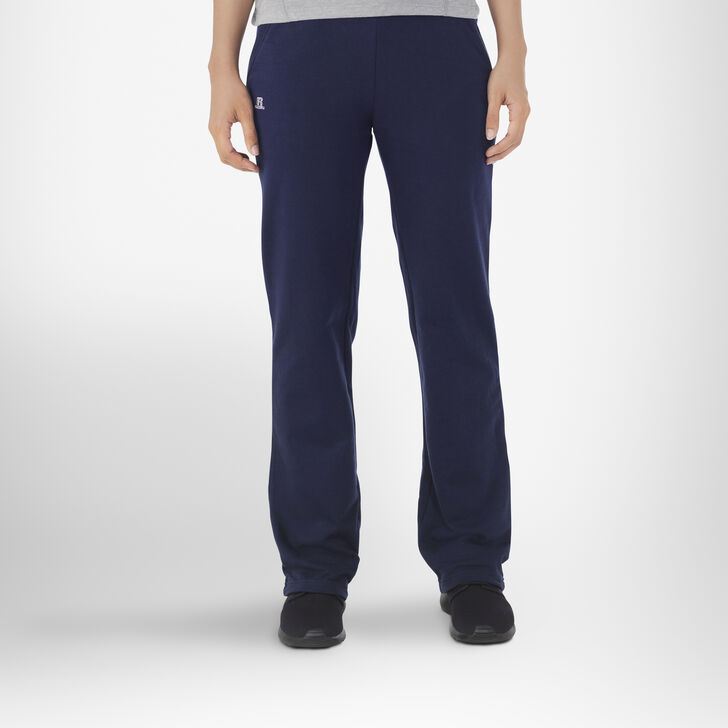Women's Fleece Sweatpants NAVY