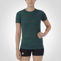 Women's Dri-Power® Fashion Performance Tee DARK GREEN