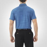 Men's Dri-Power® Striated Polo BLUE ASHES