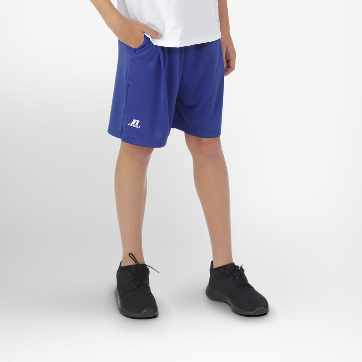 Youth Dri-Power® Essential Performance Shorts with Pockets ROYAL