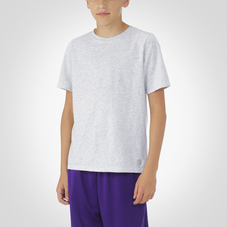 Youth Essential Tee ASH