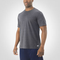 Men's Essential Tee BLACK HEATHER