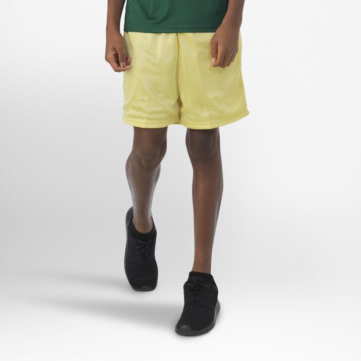 Youth Dri-Power® Mesh Shorts GT GOLD