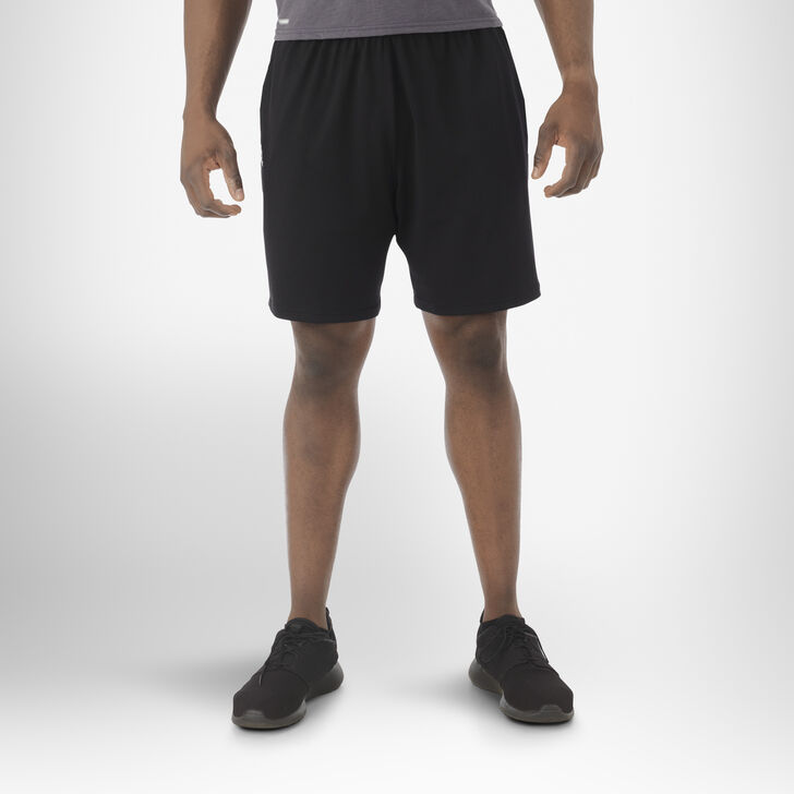 Men's Dri-Power® Coach's Shorts BLACK