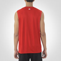 Men's Dri-Power® Core Performance Sleeveless Tee TRUE RED