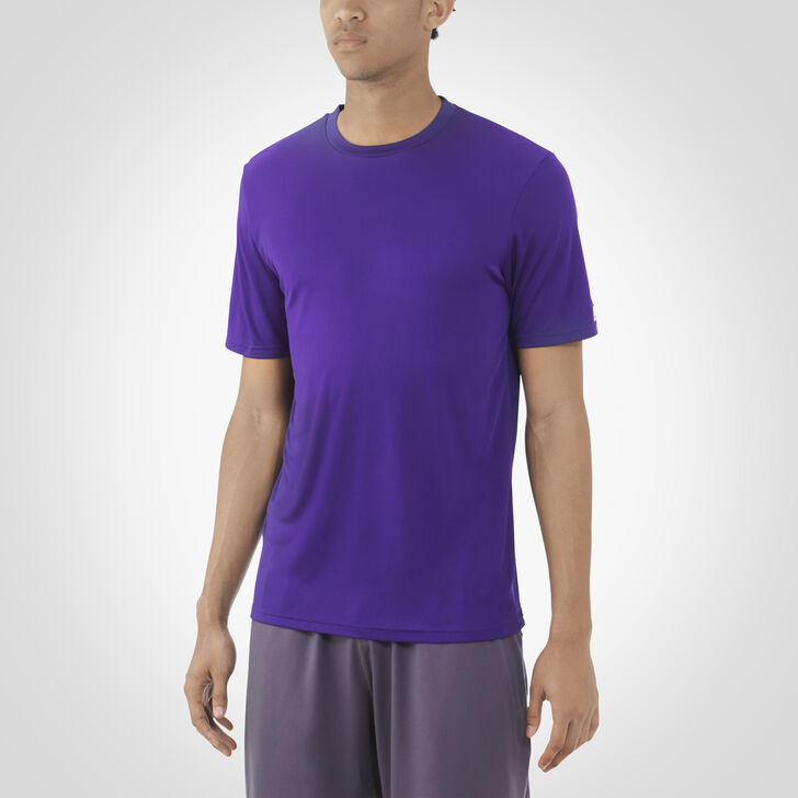 Men's Dri-Power® Core Performance Tee PURPLE