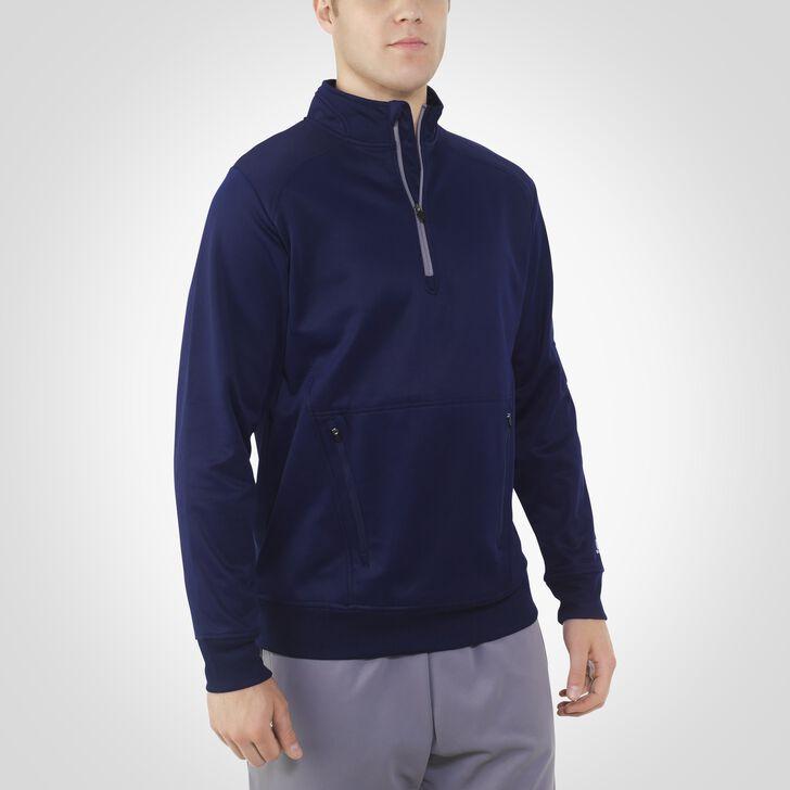 Men's Dri-Power® Tech Fleece 1/4 Zip Pullover NAVY