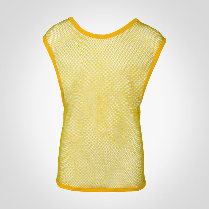 Men's Adult Football Scrimmage Vest GOLD