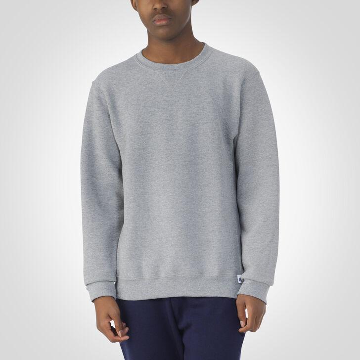 Youth Dri-Power® Fleece Crew Sweatshirt OXFORD