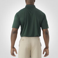 Men's Dri-Power® Essential Short Sleeve Polo DARK GREEN