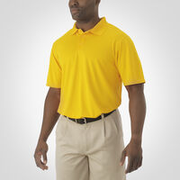 Men's Dri-Power® Essential Short Sleeve Polo GOLD