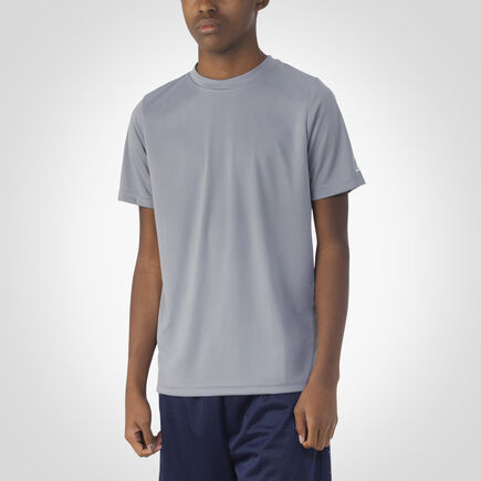 Youth Dri-Power® Core Performance Tee STEEL