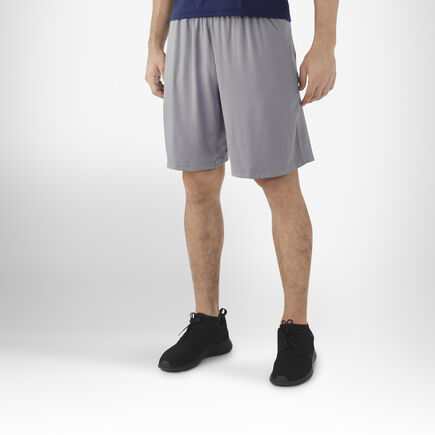 Men's Dri-Power® Performance Shorts with Pockets STEEL