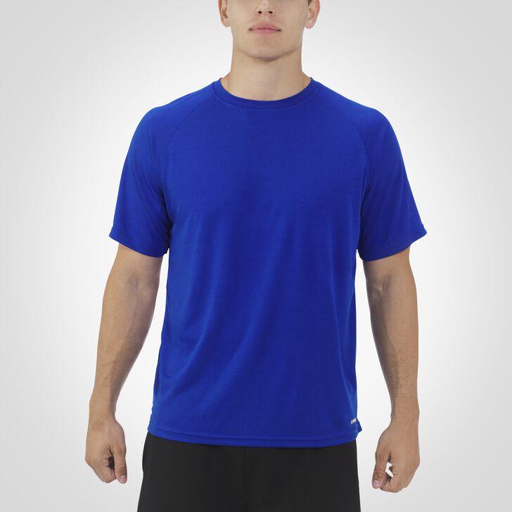 Men's Dri-Power® Mesh Short Sleeve Tee ROYAL