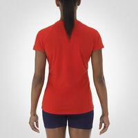 Women's Dri-Power® Player's Tee TRUE RED