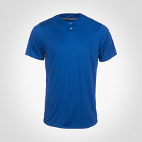 Men's Dri-Power® Solid Baseball Jersey ROYAL