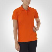 Women's Dri-Power® Short Sleeve Essential Polo BURNT ORANGE