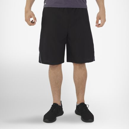 Men's Stretch Woven Shorts BLACK