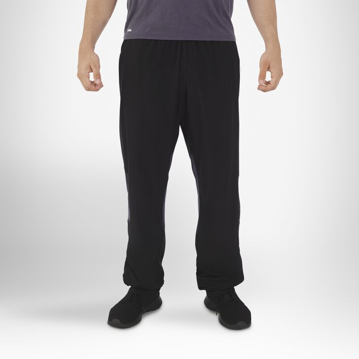 Men's Stretch Woven Pants BLACK