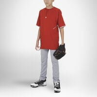 Youth Dri-Power® Short Sleeve 1/4 Zip Pullover