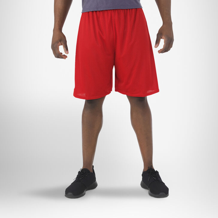 Men's Dri-Power® Mesh Shorts TRUE RED