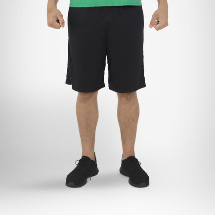 Men's Dri-Power® Performance Interlock Shorts BLACK