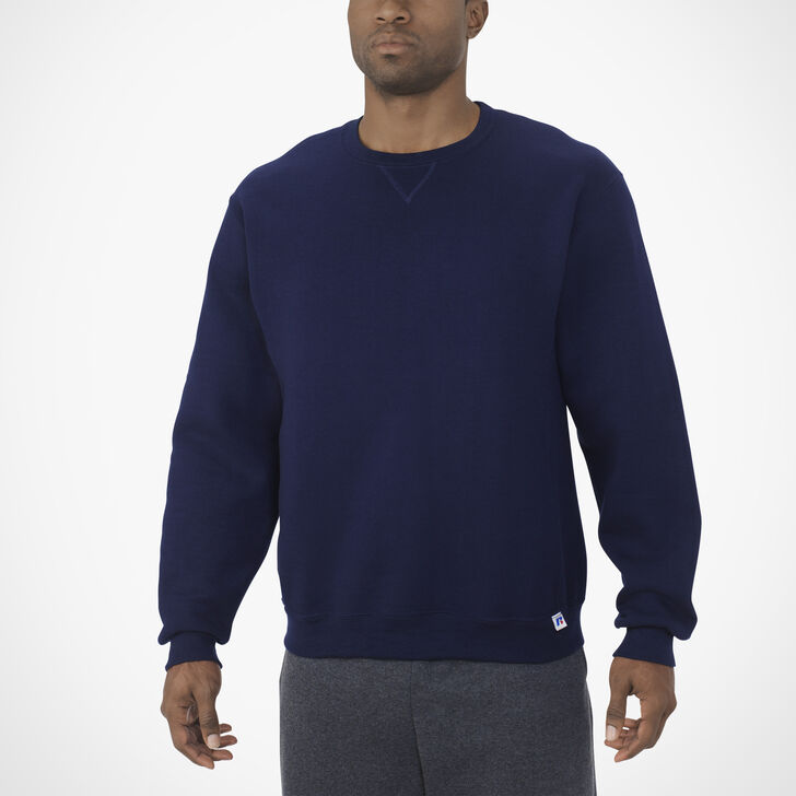 Men's Dri-Power® Fleece Crew Sweatshirt J.NAVY