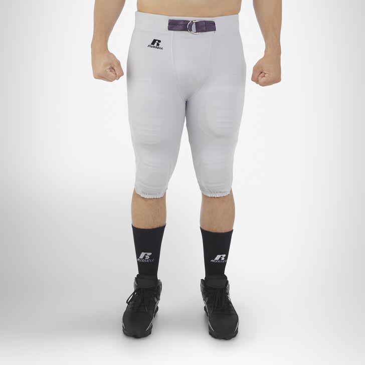Men's Football Practice Pants GRIDIRON SILVER