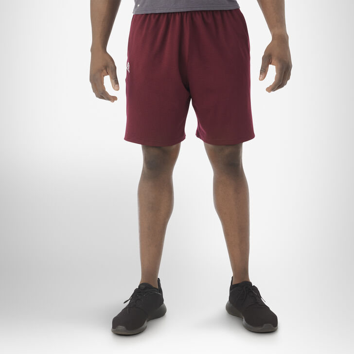 Men's Dri-Power® Coach's Shorts MAROON