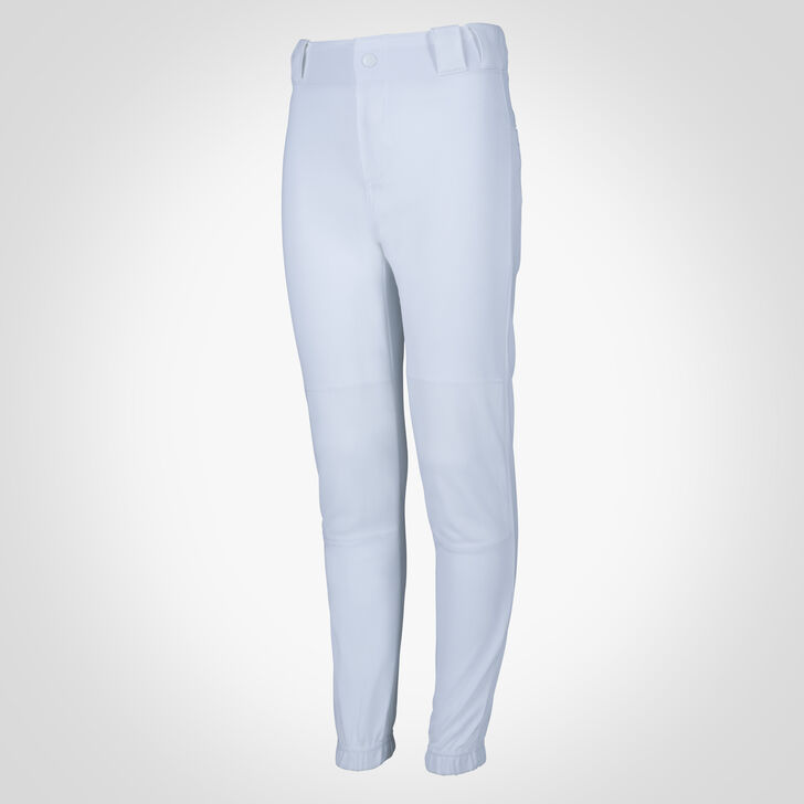 Youth Baseball Game Pants WHITE