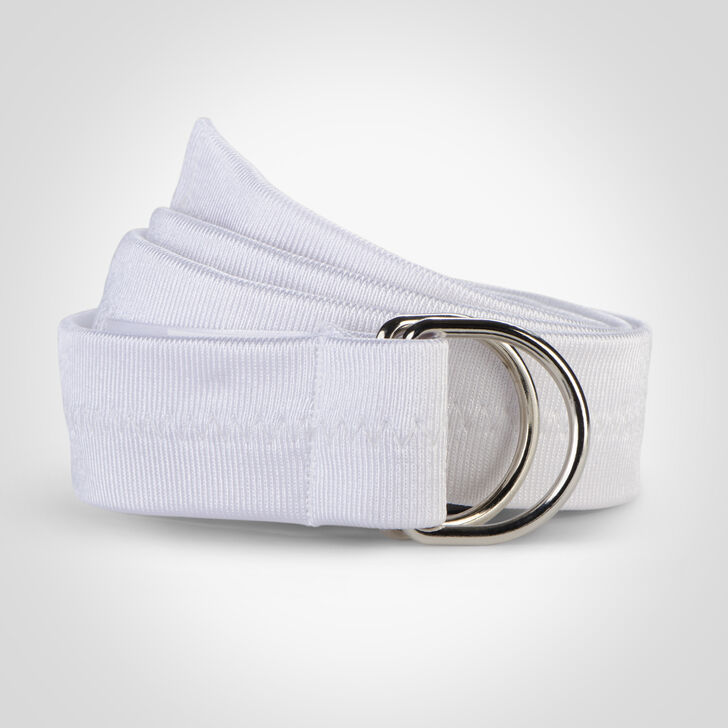 Men's Football Belt WHITE