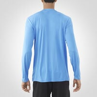 Men's Dri-Power® Core Performance Long Sleeve Tee COLUMBIA BLUE