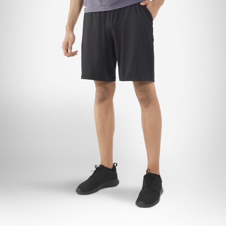 Men's Dri-Power® Performance Shorts with Pockets BLACK